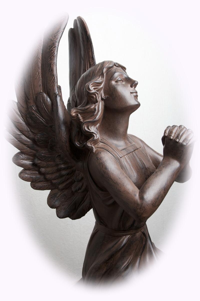 engel ovaal en klein